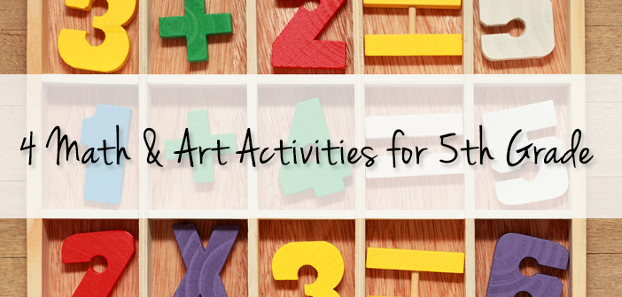 Math Art Activities For 5th Graders