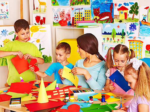 parent child relationship home learning environment and school readiness