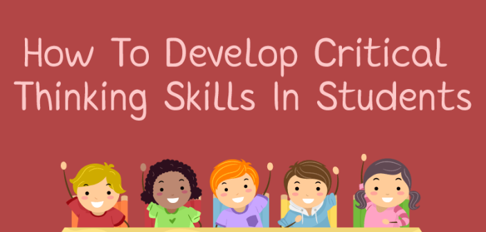 "exercises for developing critical thinking skills You'll often hear the term ""critical thinking"" without an appropriate explanation attached for example, you might remember it as something you were assessed on when you were in school, or as something that you've been told certain people are naturally better at doing the problem is not only that logic and critical thinking."