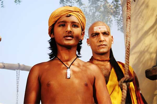 Chandragupta Maurya - TV Series and