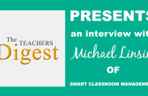 The Teachers Digest Interviews Michael Linsin