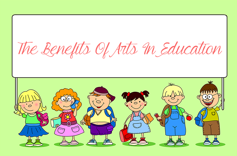 the advantages and benefits of art in education Why should we teach art to young children ♥ in the beginning, god 'the creator ' created man in his image/likeness (ie being a creator(artist) is one of his.