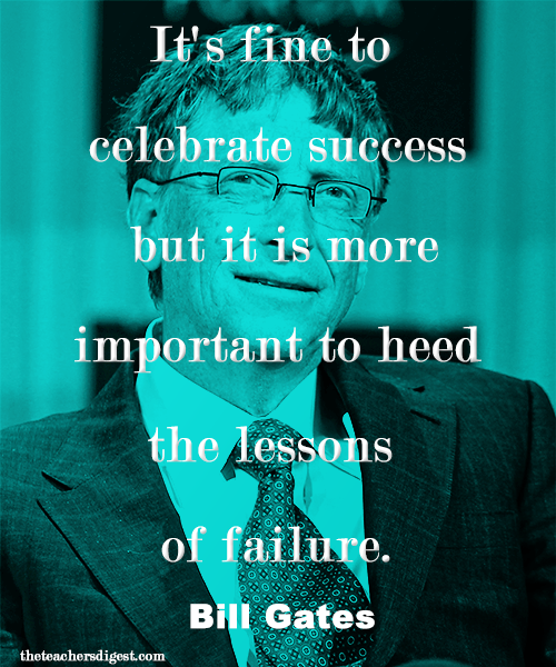 Bill Gates On Education Quotes: Quote Of The Day - Bill Gates