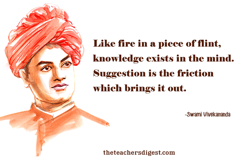 quote of the day swami vivekananda the teachers digest swami vivekananda