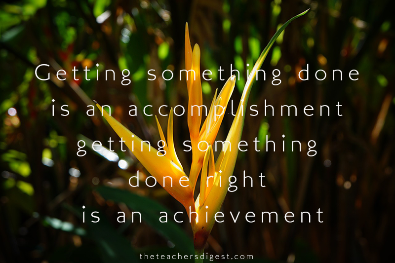 Quotes on wisdom and achievement
