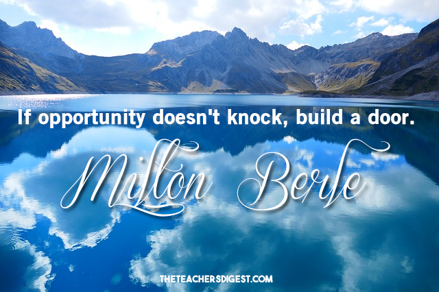 Inspirational Milton Berle Quotes