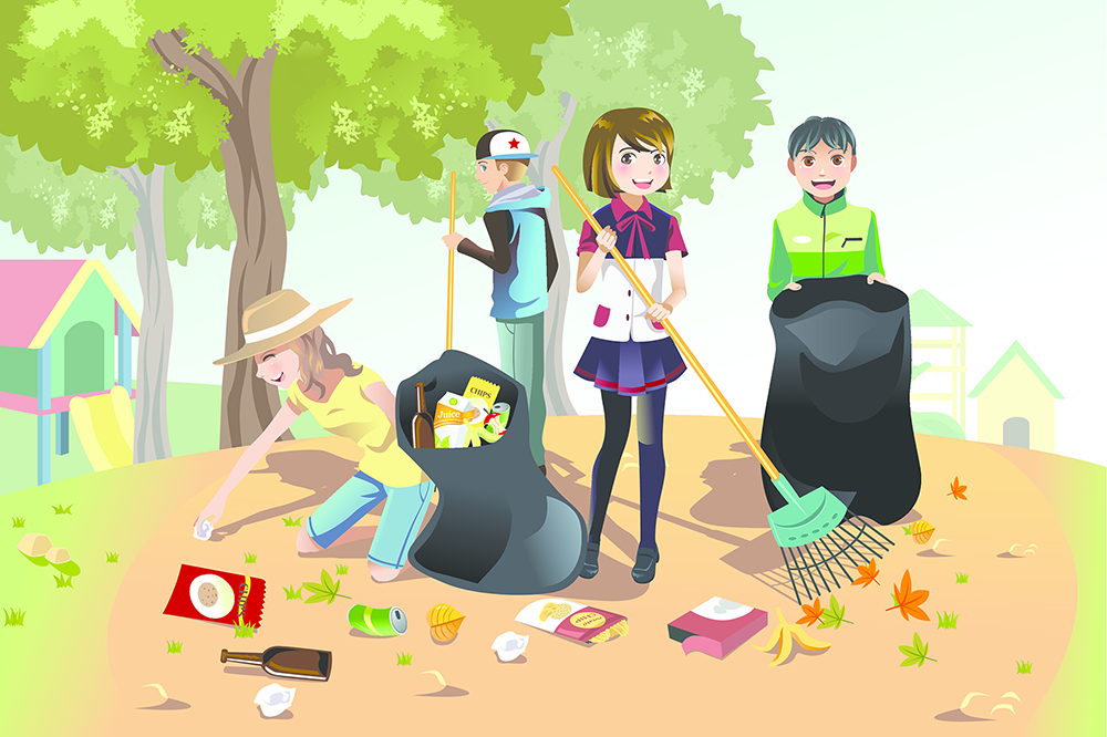 how to maintain cleanliness in the surroundings There are many different reasons as to why we need to keep our surroundings clean firstly, a clean school is a healthy school hygiene is one of the basic requirements to maintain a good health and prevent any illness.