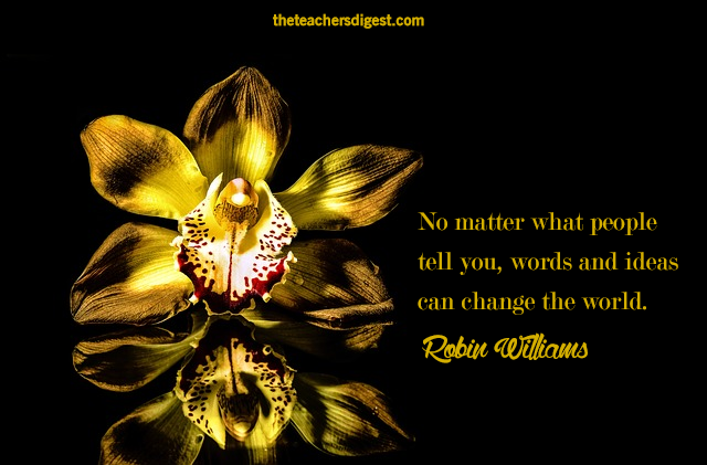 Robert Williams inspirational Quotes