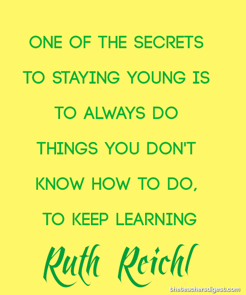Ruth Reichl Inspirational Quotes