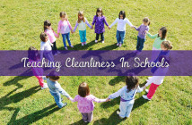 Teaching-Cleanliness-In-School
