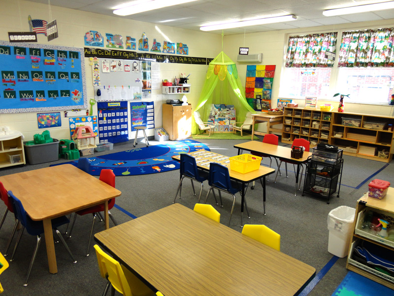 Kg Classroom Design ~ Top signs of a good kindergarten classroom the